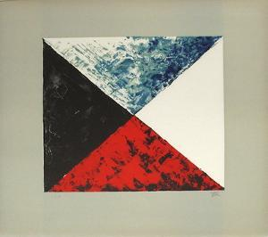 Marchand De Couleurs by Man Ray