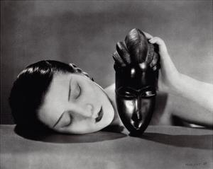 Noir et Blanche by Man Ray