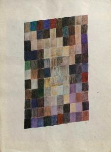Tapestry by Man Ray