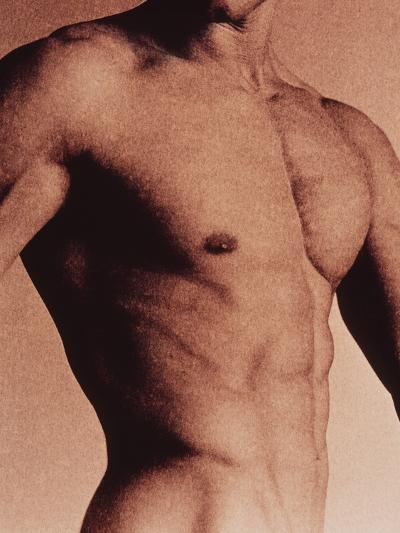 Man's Torso-Cristina-Photographic Print