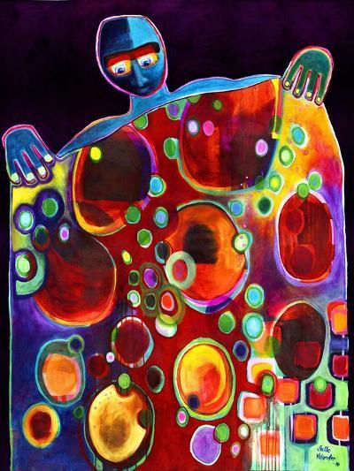 Man Showing Collection-Susse Volander-Art Print