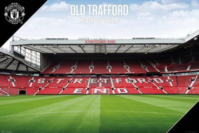 Man Utd Old Trafford 2017-2018