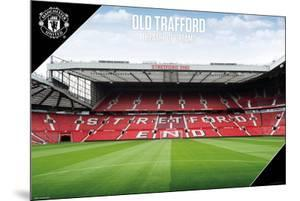 Man Utd Old Trafford 2017-2018