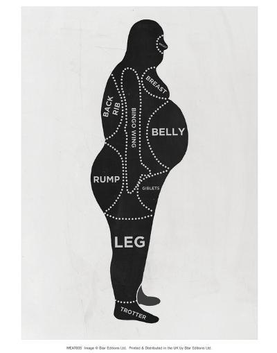 Man--Art Print