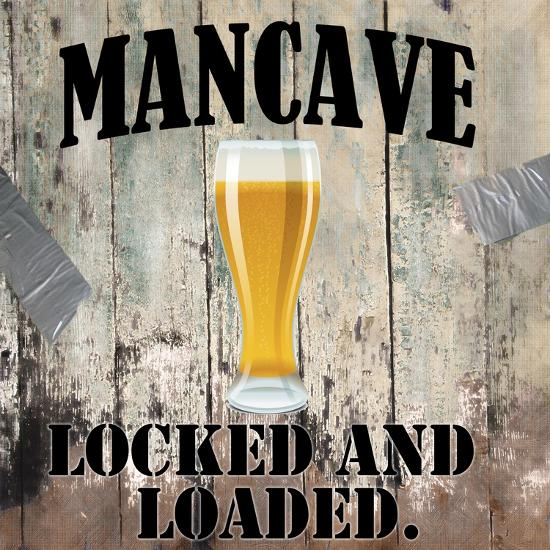 Mancave III-Mindy Sommers-Giclee Print