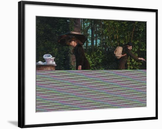 Manchester, 2009-Aris Kalaizis-Framed Giclee Print