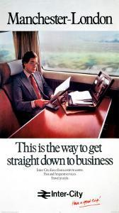 Manchester-London, This is the Way to Get Straight Down to Business, c.1979