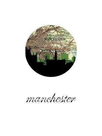 manchester-map-skyline