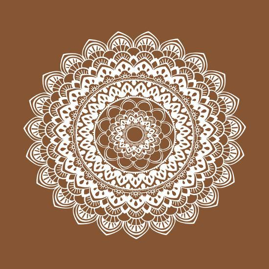 Mandala 6-Tamara Robertson-Art Print