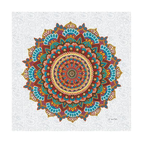 Mandala Dream-James Wiens-Art Print