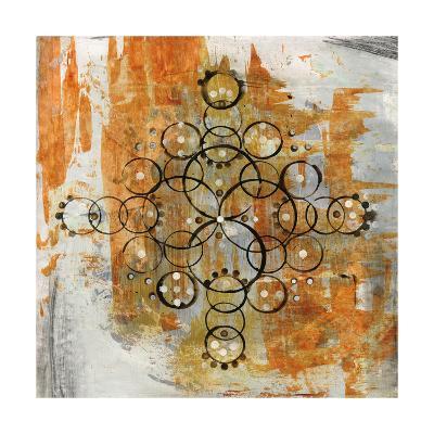 Mandala II Crop-Melissa Averinos-Art Print
