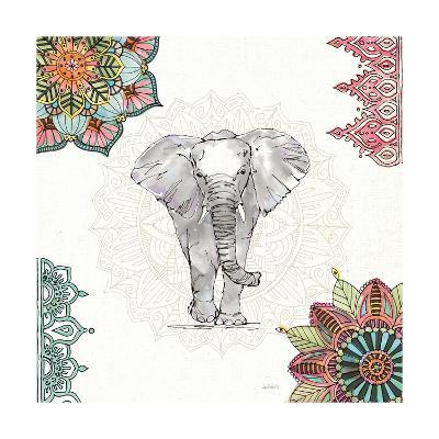 Mandala Morning I-Anne Tavoletti-Art Print