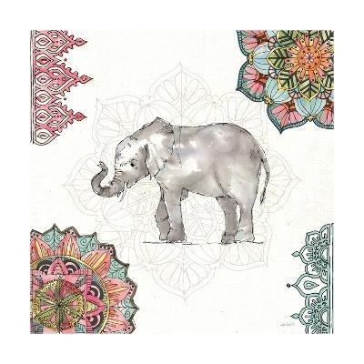 Mandala Morning II-Anne Tavoletti-Art Print