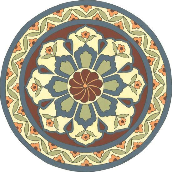 Mandalas I-Vanna Lam-Art Print