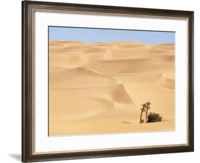 Mandara Area, Southwest Desert, Libya, North Africa, Africa-Nico Tondini-Framed Photographic Print