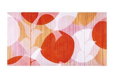 Mandarin Interplay-Sarah Leslie-Art Print