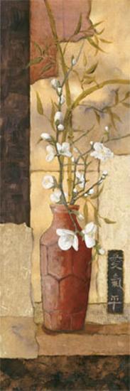 Mandarin Panel II-Charlene Winter Olson-Art Print