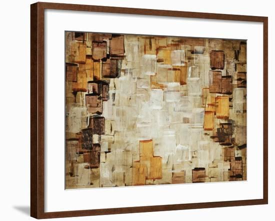 Mandarin Tiles-Alexys Henry-Framed Giclee Print