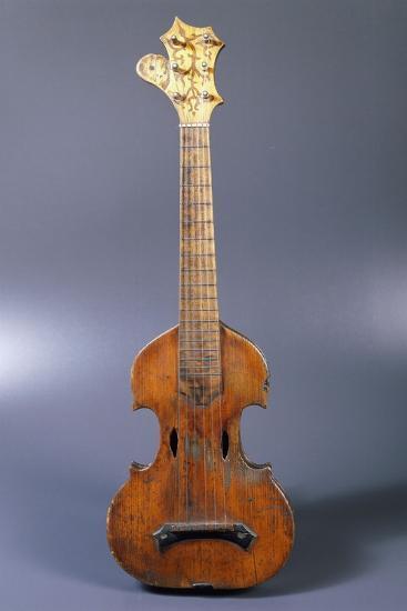 Mandola, 1808, Made by Gennaro Fabricatore. Italy.--Giclee Print