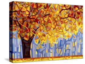 October Gold by Mandy Budan