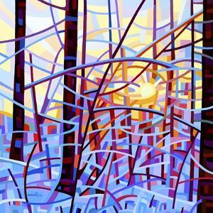 Sunrise by Mandy Budan
