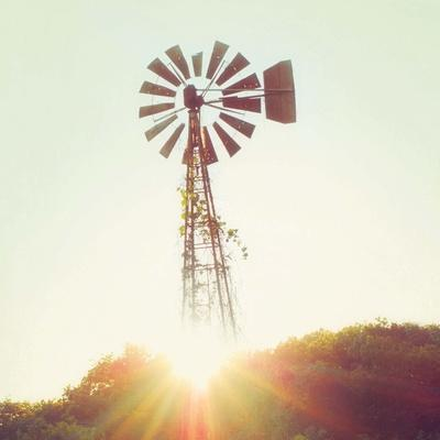 Nostalgic Windmill