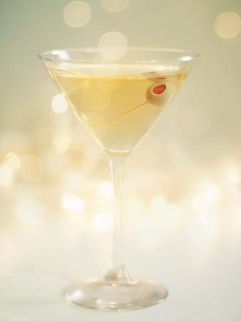 Olive Cocktail