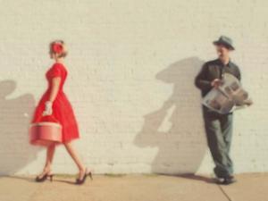 Pretty in Red by Mandy Lynne