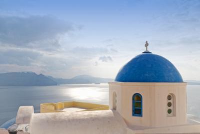 Santorini Landscape. by Manel PhotoArte