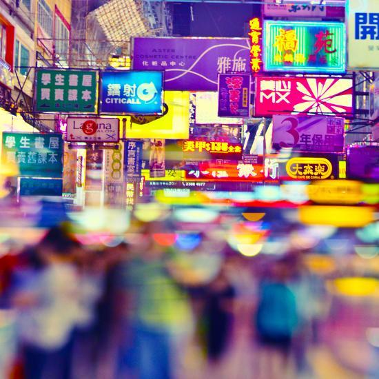 Manga Hong Kong-rogvon photos-Photographic Print