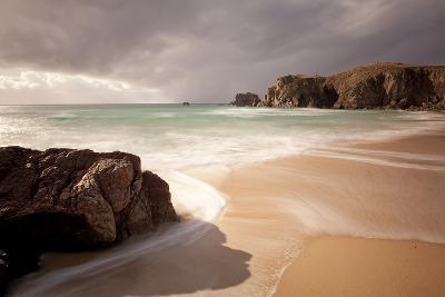 Mangerstadh Beach. Lewis, Western Isles, Scotland, April 2012-Peter Cairns-Photographic Print