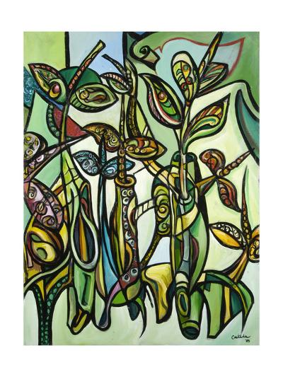 Mangroves (C) 2005-Xavier Cortada-Giclee Print