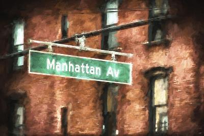 Manhattan Avenue-Philippe Hugonnard-Giclee Print