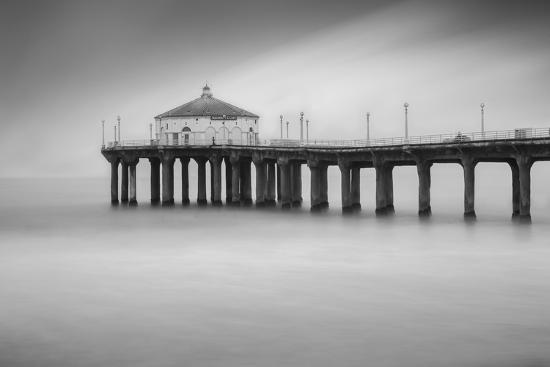 Manhattan Beach 3-Moises Levy-Photographic Print
