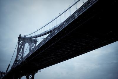 Manhattan Bridge I-Erin Berzel-Photographic Print