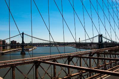 Manhattan Bridge III-Erin Berzel-Photographic Print