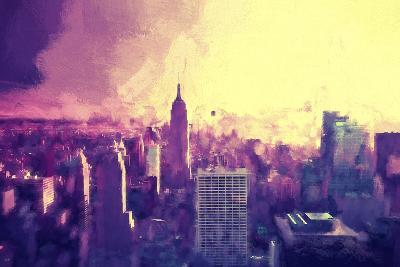 Manhattan Heat II-Philippe Hugonnard-Giclee Print
