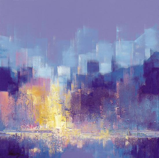 Manhattan II-Claudio Lami-Art Print