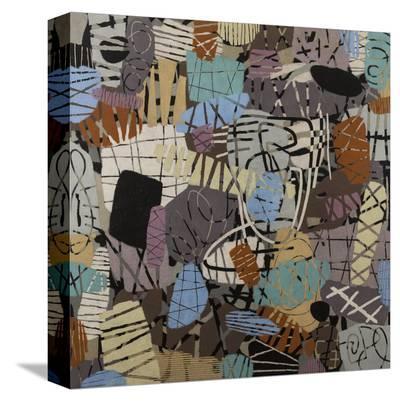 Manhattan Mellow-Downs-Stretched Canvas Print