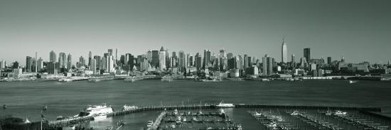 Manhattan, New York City, NY, USA-Walter Bibikow-Photographic Print