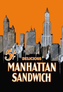 Manhattan Sandwich