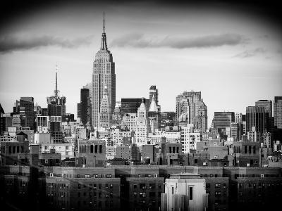 Manhattan Skyline-Philippe Hugonnard-Photographic Print