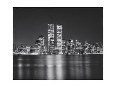 Manhattan, World Financial Center, Night - New York City, Landmarks at Night-Henri Silberman-Photographic Print