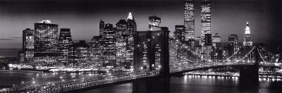 Manhattan-Richard Berenholtz-Poster
