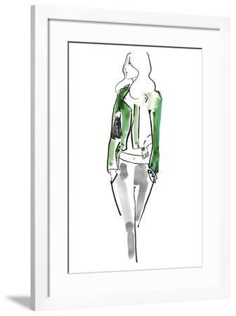 Manhattann Style I-Johanna Fernihough-Framed Giclee Print