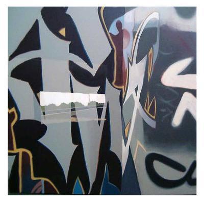 Manic Express I-James Nye-Art Print