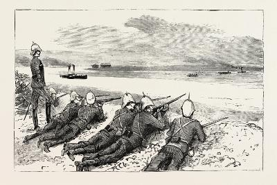 Manoeuvres at Portsmouth--Giclee Print