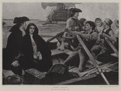 Manon Lescaut-Albert Lynch-Giclee Print