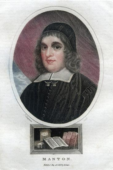 Manton, 1816-J Chapman-Giclee Print