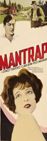 Mantrap--Art Print